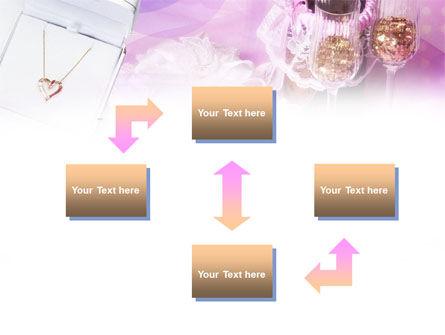 Romantic Dinner Free PowerPoint Template Slide 4