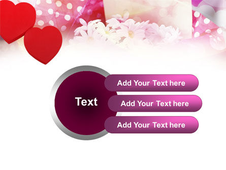 Love Gifts PowerPoint Template Slide 12