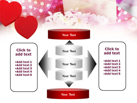 Love Gifts PowerPoint Template Slide 13