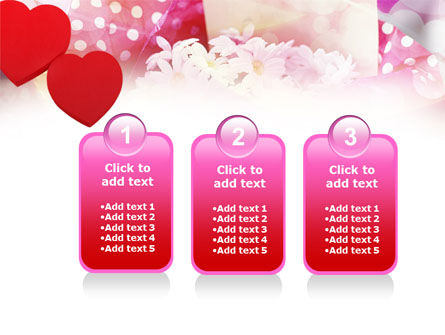 Love Gifts PowerPoint Template Slide 16