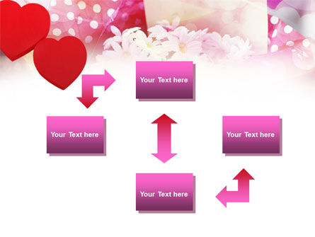Love Gifts PowerPoint Template Slide 4