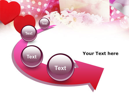 Love Gifts PowerPoint Template Slide 6