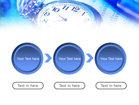 Pocket Watch PowerPoint Template Slide 5