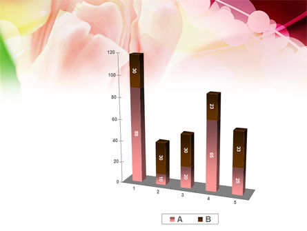 Light Pink Tulip PowerPoint Template Slide 17