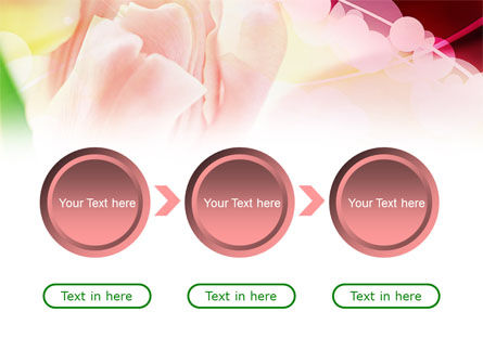 Light Pink Tulip PowerPoint Template Slide 5