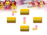 Bobsleigh PowerPoint Template#4