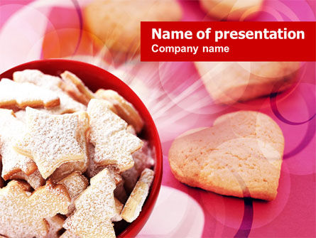 Cookies PowerPoint Template