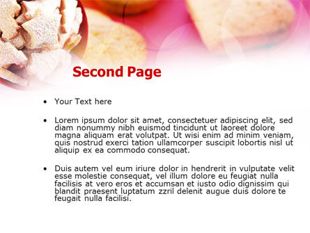 Cookies PowerPoint Template Slide 2