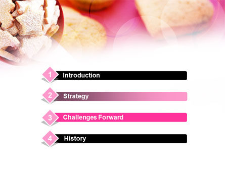 Cookies PowerPoint Template Slide 3