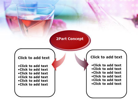 Pink Wine PowerPoint Template Slide 4