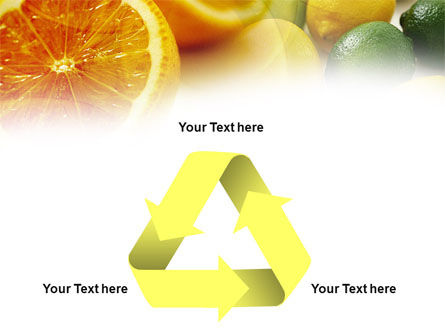 Lemons PowerPoint Template Slide 10