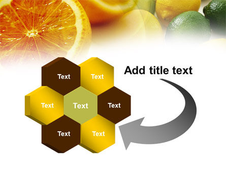 Lemons PowerPoint Template Slide 11