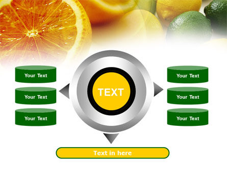 Lemons PowerPoint Template Slide 12