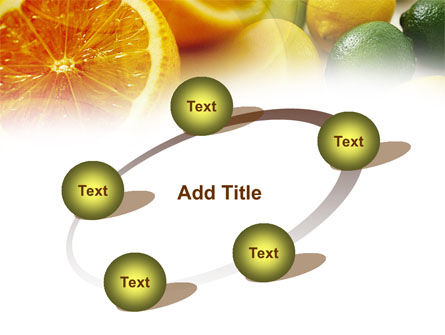 Lemons PowerPoint Template Slide 14