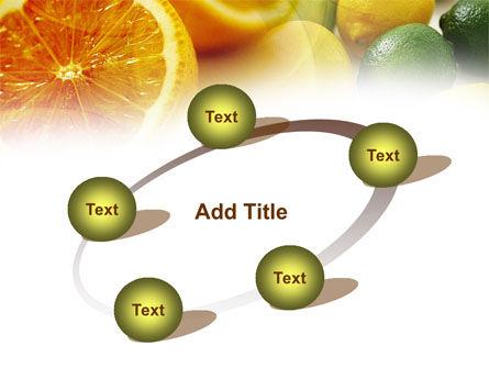 Lemons PowerPoint Template Slide 14