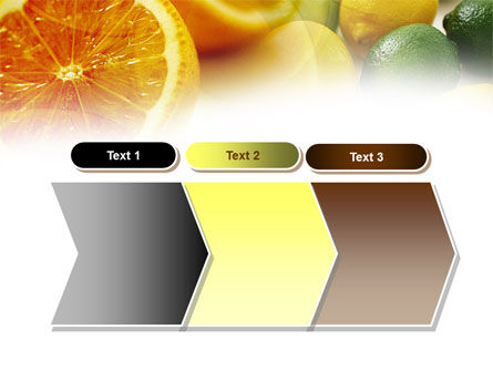Lemons PowerPoint Template Slide 16