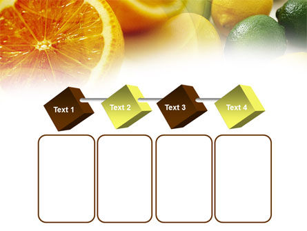 Lemons PowerPoint Template Slide 18