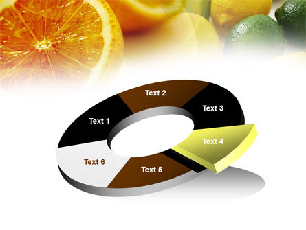 Lemons PowerPoint Template Slide 19