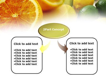 Lemons PowerPoint Template, Slide 4, 00829, Food & Beverage — PoweredTemplate.com