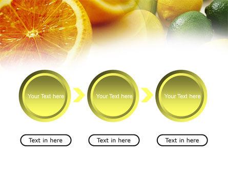 Lemons PowerPoint Template Slide 5