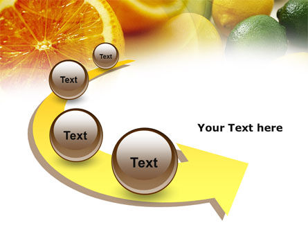 Lemons PowerPoint Template Slide 6