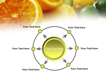 Lemons PowerPoint Template Slide 7