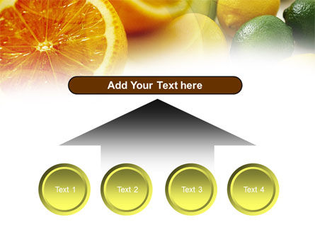 Lemons PowerPoint Template Slide 8