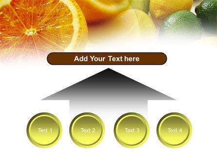 Lemons PowerPoint Template Slide 8