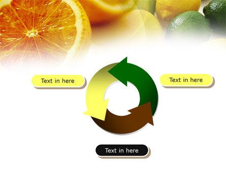 Lemons PowerPoint Template Slide 9