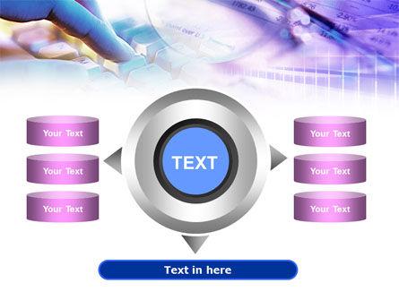 Inputting Data PowerPoint Template Slide 12