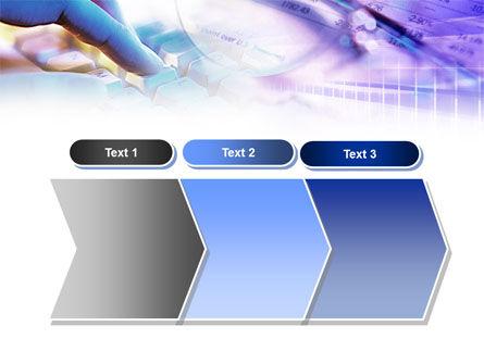 Inputting Data PowerPoint Template Slide 16