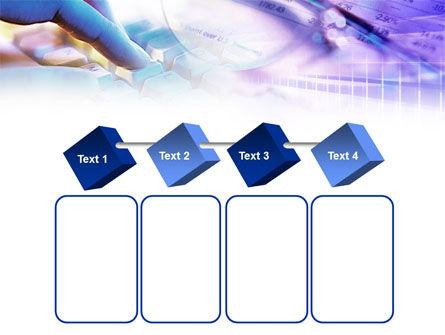 Inputting Data PowerPoint Template Slide 18