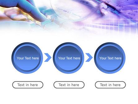 Inputting Data PowerPoint Template Slide 5
