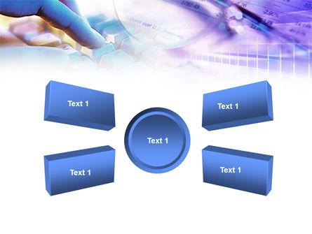 Inputting Data PowerPoint Template Slide 6