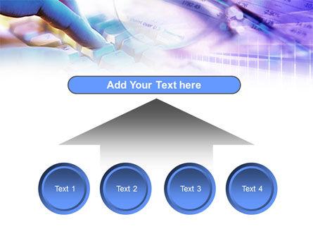 Inputting Data PowerPoint Template Slide 8