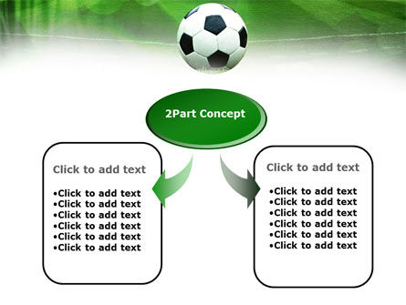 A Kick In Soccer PowerPoint Template Slide 4