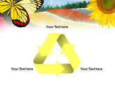 Butterfly PowerPoint Template#10