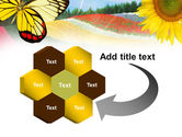 Butterfly PowerPoint Template#11
