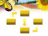 Butterfly PowerPoint Template#4