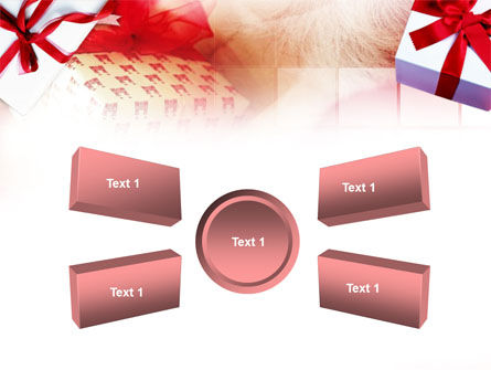 Gift Wrapping PowerPoint Template Slide 6