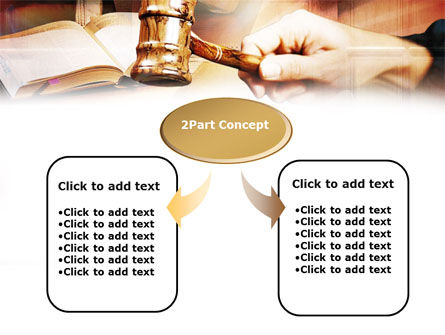 Court PowerPoint Template Slide 4