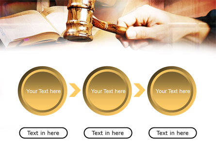 Court PowerPoint Template Slide 5