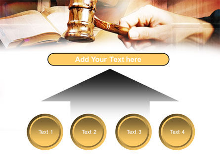 Court PowerPoint Template Slide 8