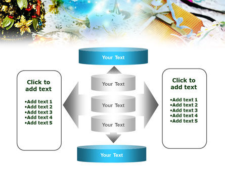 Christmas PowerPoint Template Slide 13