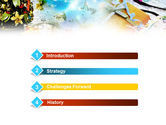 Christmas PowerPoint Template#3