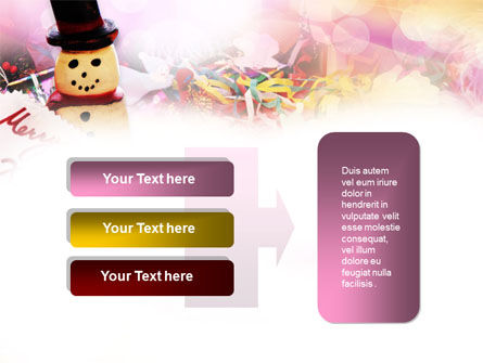 Merry Xmas PowerPoint Template Slide 11