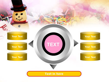 Merry Xmas PowerPoint Template Slide 12