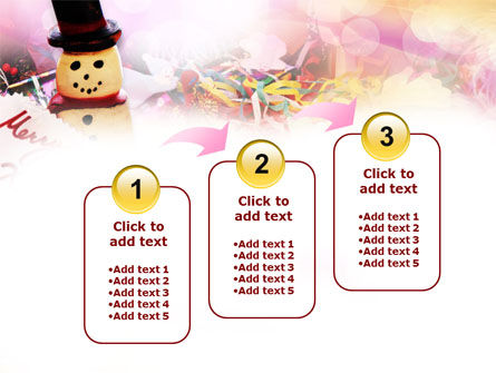 Merry Xmas PowerPoint Template Slide 14