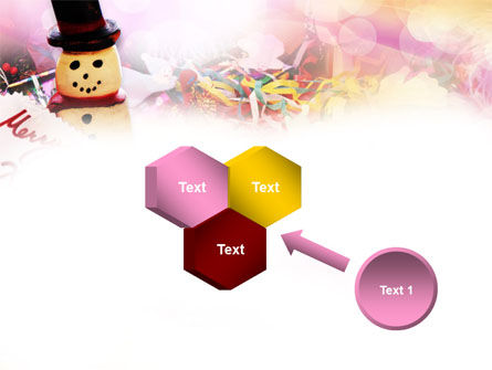 Merry Xmas PowerPoint Template Slide 19