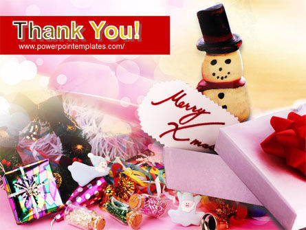 Merry Xmas PowerPoint Template Slide 20